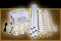 Vakuumrohrsystem - Einzelteile