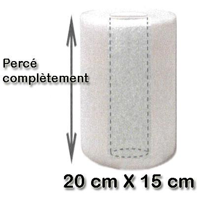 drainvac-schaumstofffilter-bohrung-durchgehend-Ø-145-h-210-400-x-400-px