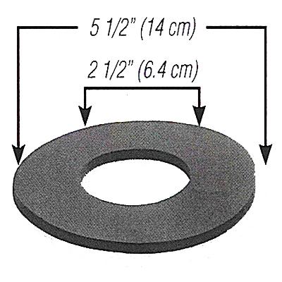 schaumstoffdichtung-einseitig-selbstklebend-Ø-140-64-x-6-400-x-400-px