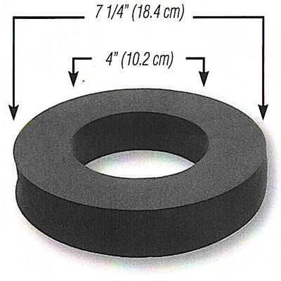 schaumstoffdichtung-einseitig-selbstklebend-Ø-180-100-x-30-400-x-400-px