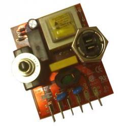 Steuerplatine - 8 Ampere