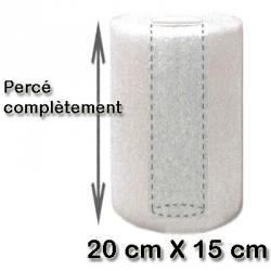 DRAINVAC Schaumstofffilter - Bohrung durchgehend - Ø 145 / H 210