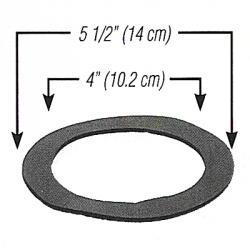 schaumstoffdichtung-einseitig-selbstklebend-Ø-140-102-x-3-150-x-150-px