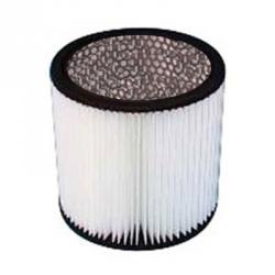 Filterkartusche - Polyester - für DOMUS CENT, DOMUS PLUS, GLOBO GV 1.4, GLOBO GV 1.6, GLOBO GV 1.9 - H 163 / Ø 176