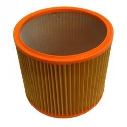 Filterkartusche - Zellulose - für DOMUS CENT, DOMUS PLUS, GLOBO GV 1.4, GLOBO GV 1.6, GLOBO GV 1.9 - H 163 / Ø 176