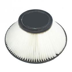 konischer Filter - Polyester -  für ATOME ALLIGATOR 2, EUROQUEEN 112, EQ 113, EQ 222, EQ 323 VENUS - H 140 / Ø 240