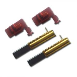 Kohlebürsten für PX250, PX150, P250, P150, C250 et C150 Zentralstaubsauger  AERTECNICA CM861