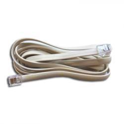 Netzkabel 12V Steuerleitung mit 2 Stecker/Kupplung Typ RJ45  für den Start von Perfetto und Inox Perfetto Zentrale, Aertecnica 3000388