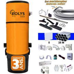zentralstaubsauger-3-jahre-garantie-schlauch-mit-ein-ausschalter-9m-8xzubehor-5-wandsaugdosen-kit-sockeleinkehrdusen-kit-aufputzsaugdosen-kit-bis-zu-350m--150-x-150-px