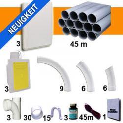 3-wandsaugdosen-kit-retraflex-weiß-neue-generation-20-kleiner-als-das-erste-modell!-mit-pvc-rohr-fur-schlauch-9m-und-12m-nicht-inkl--150-x-150-px