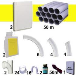 2-wandsaugdosen-kit-retraflex-weiß-neue-generation-20-kleiner-als-das-erste-modell!-mit-pvc-rohr-fur-schlauch-15m-und-18m-nicht-inkl--150-x-150-px