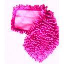 Mop Microfibre 44 x 13 cm Rasta Velcro - violet